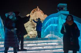 harbin snow and ice festival 2017 ice and snow u201d festival in harbin