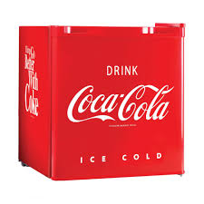 Coca Cola Six Flags Promotion Nostalgia Electrics Crf170coke Coca Cola 1 7 Cu Ft Mini Fridge