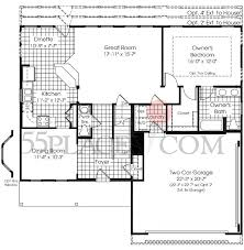 esquire floorplan 1924 sq ft legacy at the village of fox