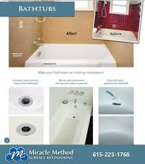 Refinishing Old Bathtubs by Home Bathtub Refinishing Bathtubs And Mesas