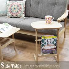 side table with laptop storage palette life rakuten global market 05p12jul14 side table wood