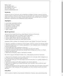 great hvac resume samplehvac resume samples templateshvac resume