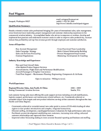 Key Components Of A Resume Learning To Write A Great Aviation Resume
