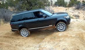 land rover mud on road or off range rover suspension up to the task video