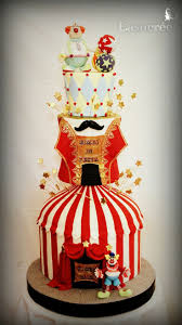 175 best circus cakes images on pinterest circus cakes cakes