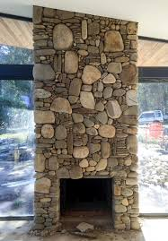 pin by lindy allen on river rock fireplaces pinterest masonry