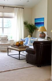 Living Room No Rugs No Minimalist Here September 2014