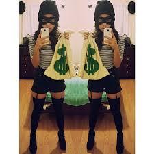 Halloween Burglar Costume 63 Insanely Cheap Diy Halloween Costumes Instagram Users