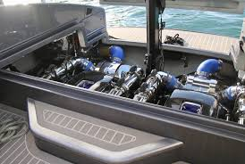 lexus v8 motorcycle lexus built a one of a kind twin v8 sport yacht to impress the