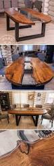 Large Wooden Dining Table by 25 Best Large Dining Tables Ideas On Pinterest Large Dining