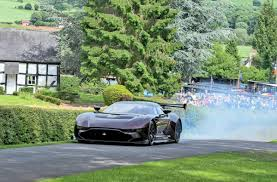 aston martin vulcan front aston martin vulcan is star of show at shelsley walsh hill climb