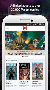 marvel unlimited android apps google play