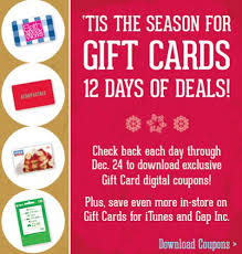gift cards deals king soopers 12 days of gift card deals