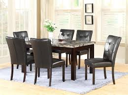 marble dining room set 5 faux marble dining table