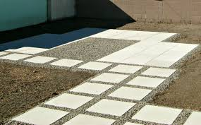 How To Install Pavers For A Patio How To Install 24 Concrete Pavers Lynda Makara