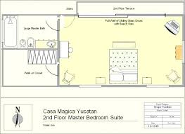Bathroom Floor Plans Ideas Master Bedroom And Bathroom Floor Plans Master Master Suite Floor