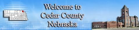 cedar county nebraska