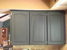 How To Paint Old Furniture by Antiquing Kitchen Cabinets With Chalk Paint Best Home Furniture