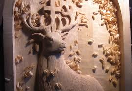 relief wood carving workflow vyřezáý reliéf jak na to