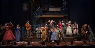 review a christmas carol goodman theatre 2015 chicago