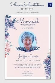 sle funeral program memorial card template memorial service program exles