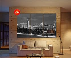 Home Decor Knoxville Tn Knoxville Wall Decor Art Knoxville Black White Knoxville Canvas