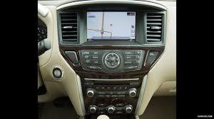nissan platinum 2015 2015 nissan pathfinder 4wd platinum central console hd