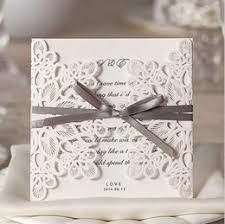 Bridal Invitations Wholesale Wedding Invitations In Wedding Supplies Buy Cheap