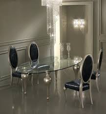 silver dining room black and silver dining room set simple kitchen detail