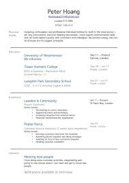 Resume Template Work Experience How To Write A Resume With Little Or No Job Experience No Resume
