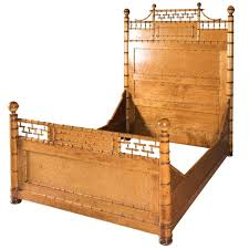 faux bamboo bedroom furniture 18 for sale at 1stdibs faux bamboo bed frame circa 1880