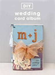 Greeting For Wedding Card How To Diy An Adorable Album To Save Special Greeting Cards