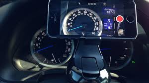 lexus isf v10 here is my highly scientific measurement of how fast my lexus is f