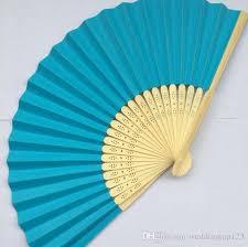 paper fans for wedding 2017 cheap white wedding fan fan paper fan diy blank paper fans