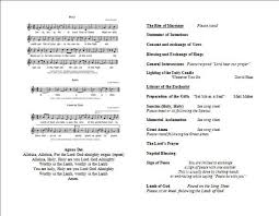 catholic mass wedding program template exles of wording for wedding programs catholic wedding