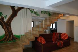 modern staircase and living room design plan and build u2013 designatize