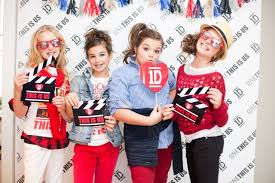 one direction party supplies one direction this is us viewing party for sony pictures