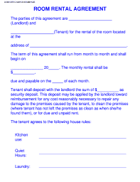 bill of sale form california month to month rental agreement month