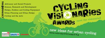 banner design ideas velo city u2013 cycling visionaries awards