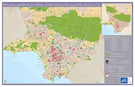 Map Of City Of Los Angeles by Healthy Green Land Use Equitable Development And Civic