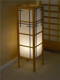 shoji floor lamps designing inspiration table lamps discount shoji