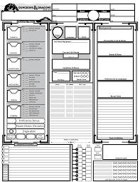 resume paper white or ivory blox v1 0 custom 5e character sheet dnd moderators
