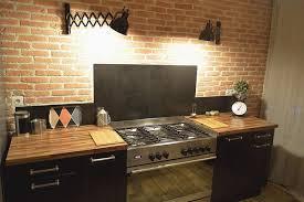 cuisine maison ancienne renovation cuisine maison ancienne gers industriel cuisine