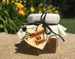 honey jar wedding favors meant to bee mini honey jars wedding favors customized