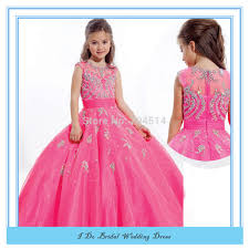 aliexpress com buy pageant gowns kids beauty pageant dresses for