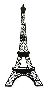 eiffel tower drawing for kids gallery clip art library