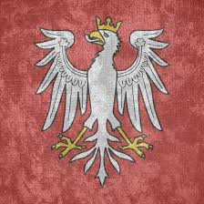 kingdom of poland grunge flag 1385 1569 by undevicesimus on