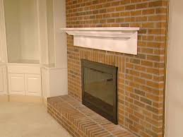Fireplace Mantel Shelf Designs by Easy Diy Fireplace Mantel Shelf All Home Decorations