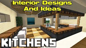 Best Ideas Organize Your Minecraft Kitchen Design Minecraft