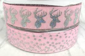 designer ribbon 7 8 shine bright deer ribbon mini dots ribbon emerald us